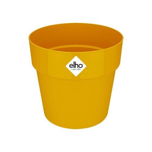 Elho 18cm B. For Original Round Pot - Ochre