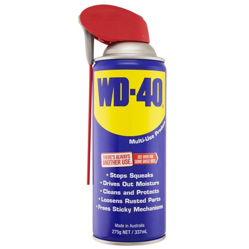 WD-40 Lubricant With Smart Straw 175g