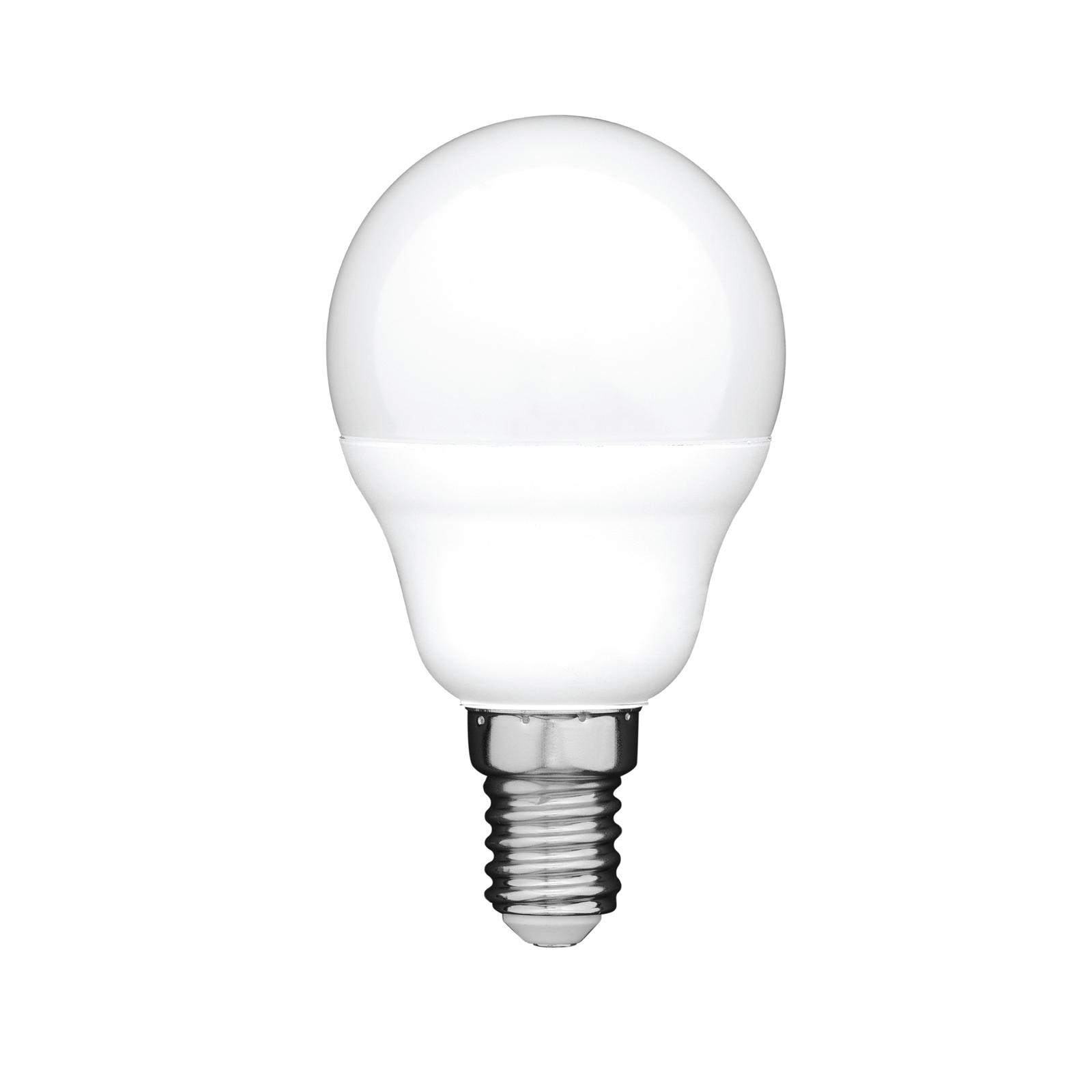 Arlec Grid Connect Smart 4W 380lm Warm White Fancy Round SES E14 Globe
