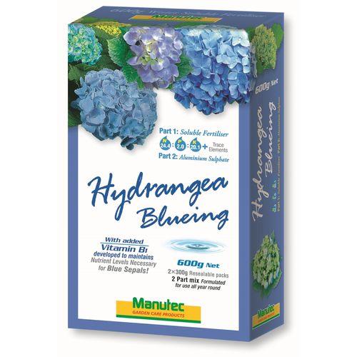 Manutec 600g Hydrangea Blue Fertiliser