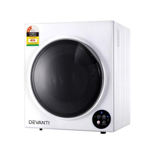 Devanti 5kg Vented Tumble Dryer - White