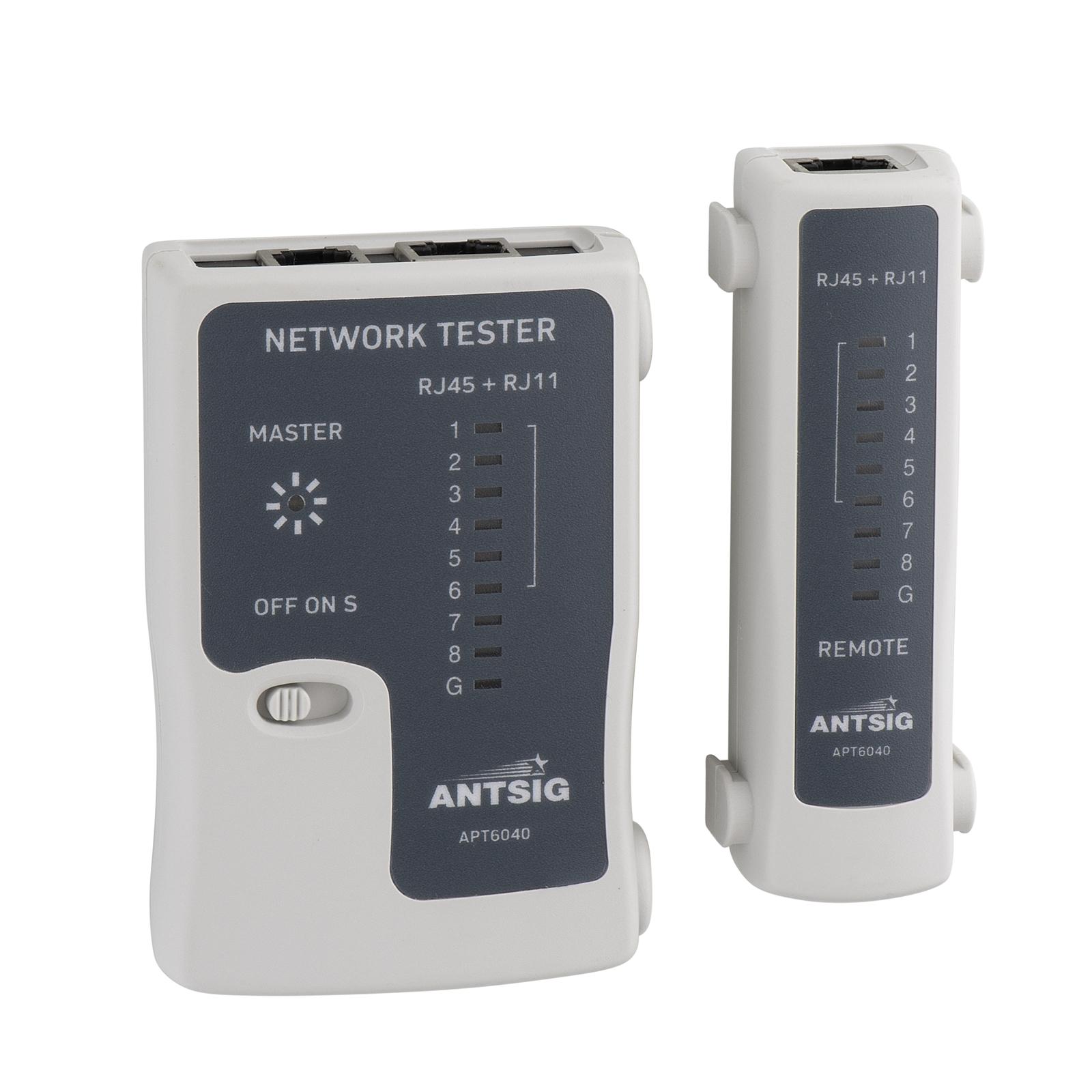 Antsig Network Test Tool