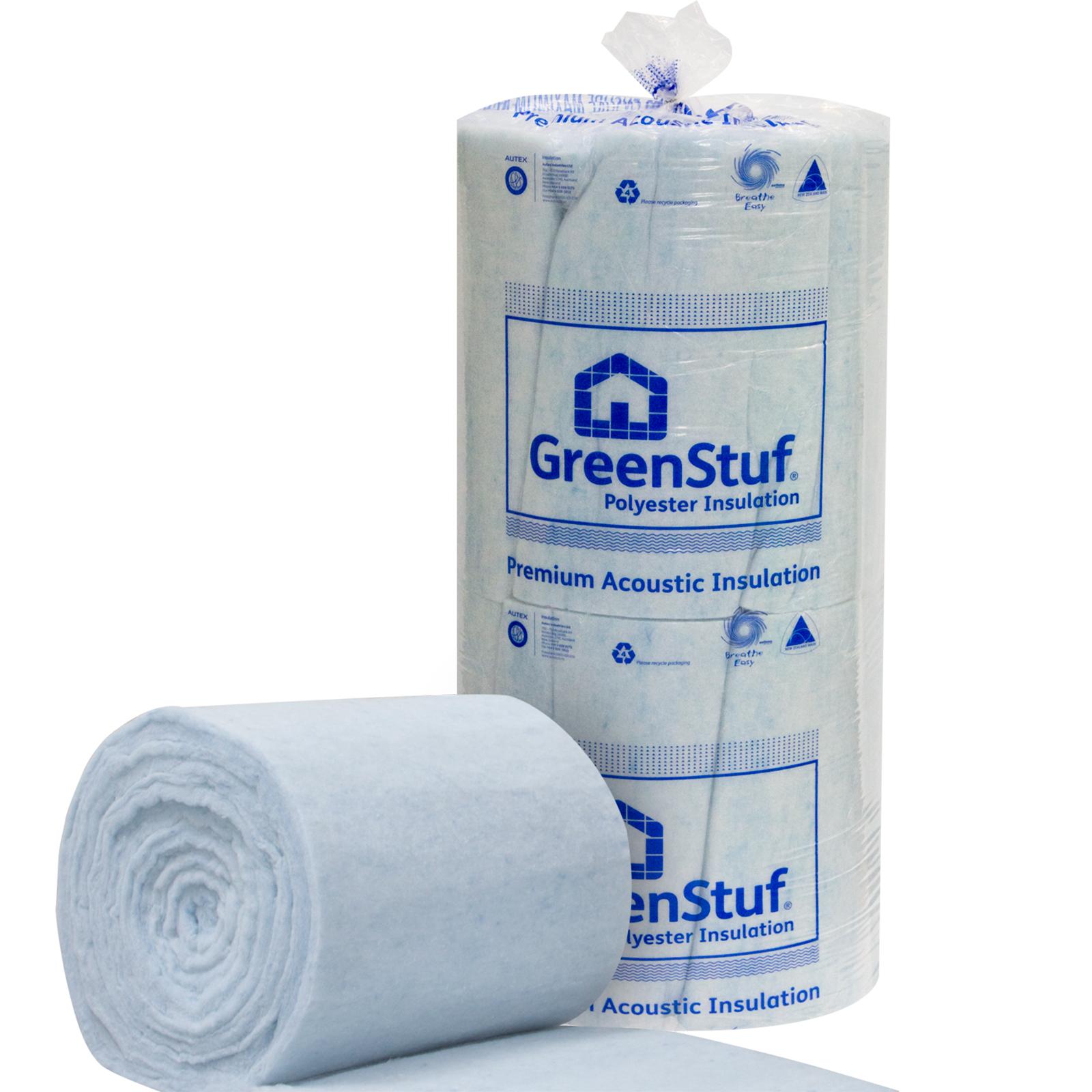 GreenStuf 30 x 500mm 22.8m2 ASB2 Sound Blanket