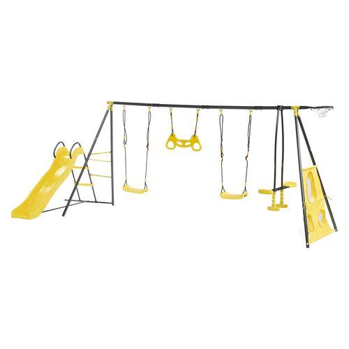 Swing Slide Climb 7 Function Swing Set