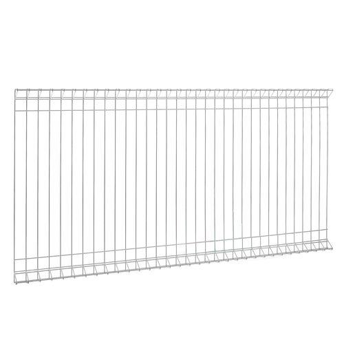 Cyclone 2.4m HD Galvanised Pool Fence Panel