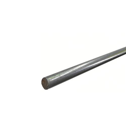 Australian Handyman Supplies 10mm x 2m Black Steel Round Bar