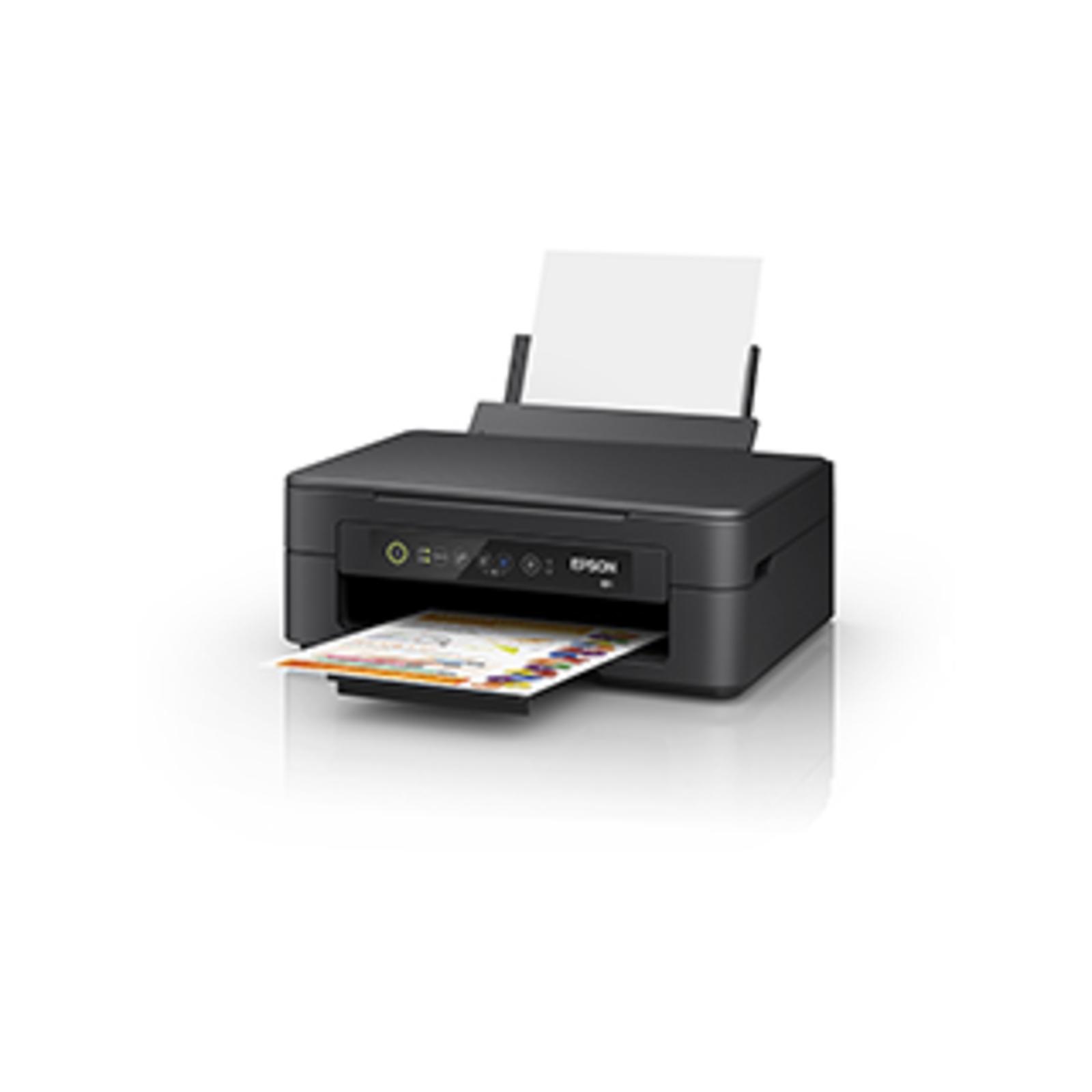 Epson Expression XP-2100 A4 Colour Home Inkjet Printer MFP - Print, Copy, Scan, Wi-Fi