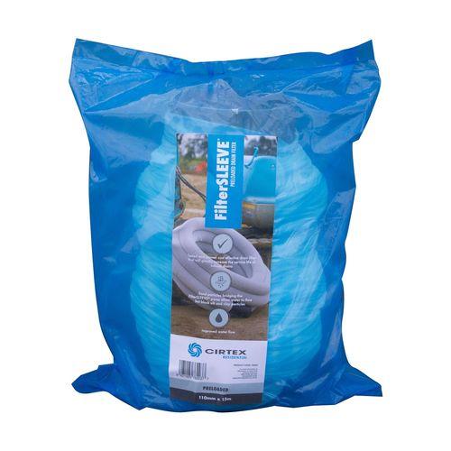 Cirtex 110mm x 15m Preloaded FilterSleeve
