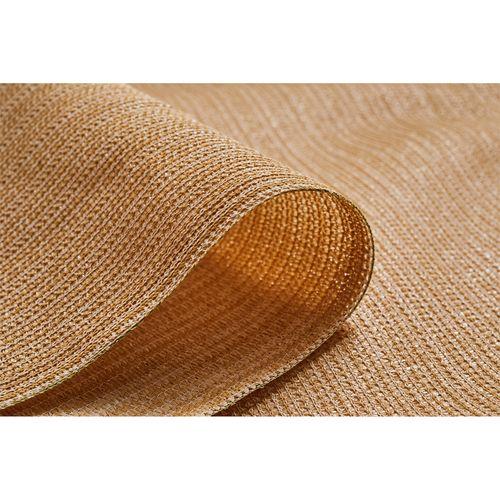 Coolaroo 3.66m Beech 90% UV Heavy Duty People Cover Shade Cloth - Per Metre