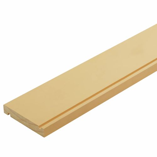 100 x 18mm H3.1 Pre Primed Finger Jointed Pine Internal Box Corner - Per Linear Metre