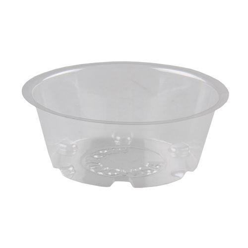 Eden 25cm Clear Vinyl Pot Saucer