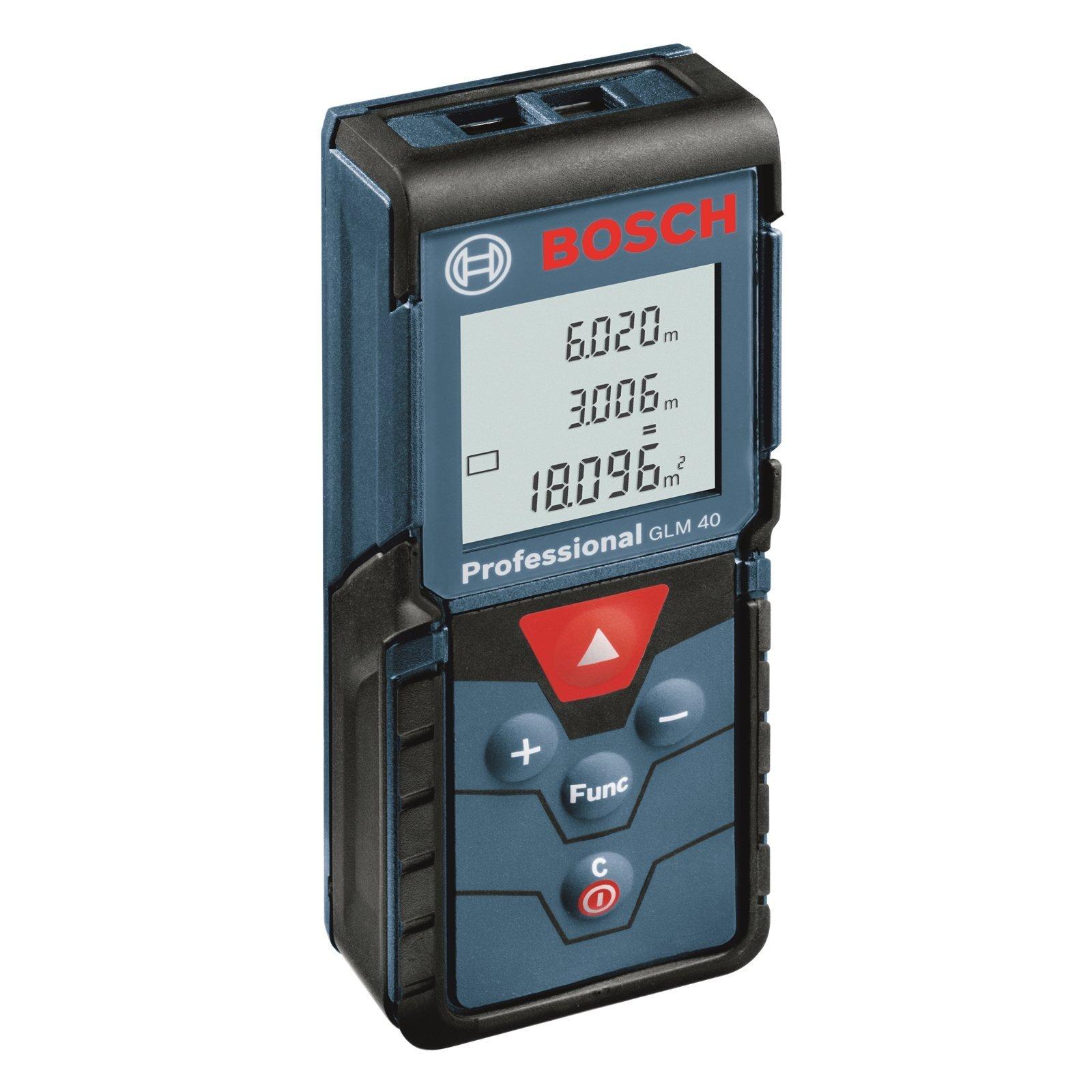 Bosch Blue 40m GLM 40 Laser Range Finder