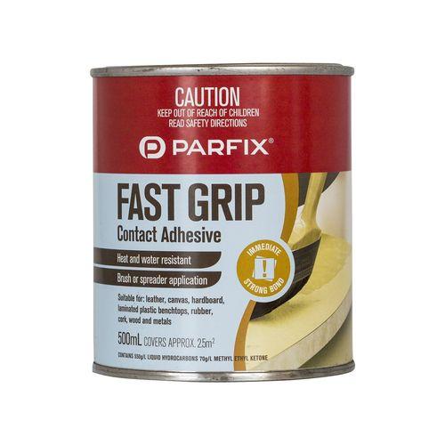 Parfix 500ml Fast Grip Adhesive