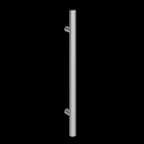 Schlage Corfu Round B/B Pull Handle 600mm Stainless Steel