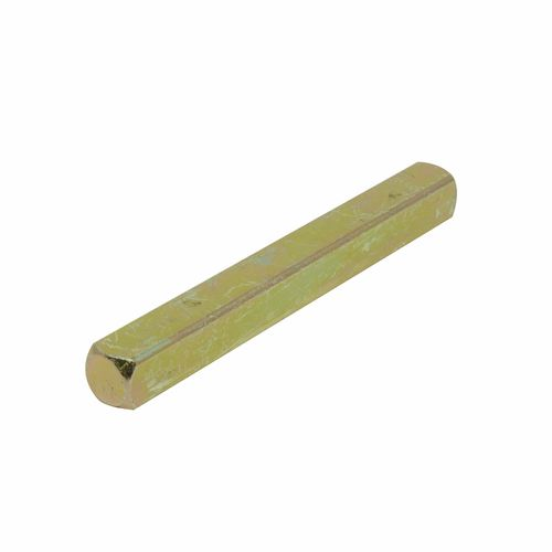 Ikonic 70mm Yellow Zinc Square Spindle