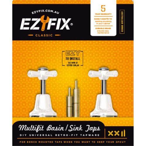Basin/sink Set Ezyfix White 2815-08