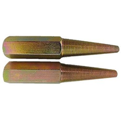 """Josco Right Hand Spindle Tapered 12mm and 1/2"""" 2pk"""