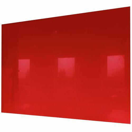 Vistelle 700 x 745 x 6mm Blush Glass Splashback