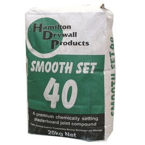 Hamilton 20kg Smooth Set Mix