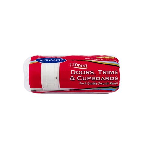 Monarch 130mm Doors Trims And Cupboards Roller Cover