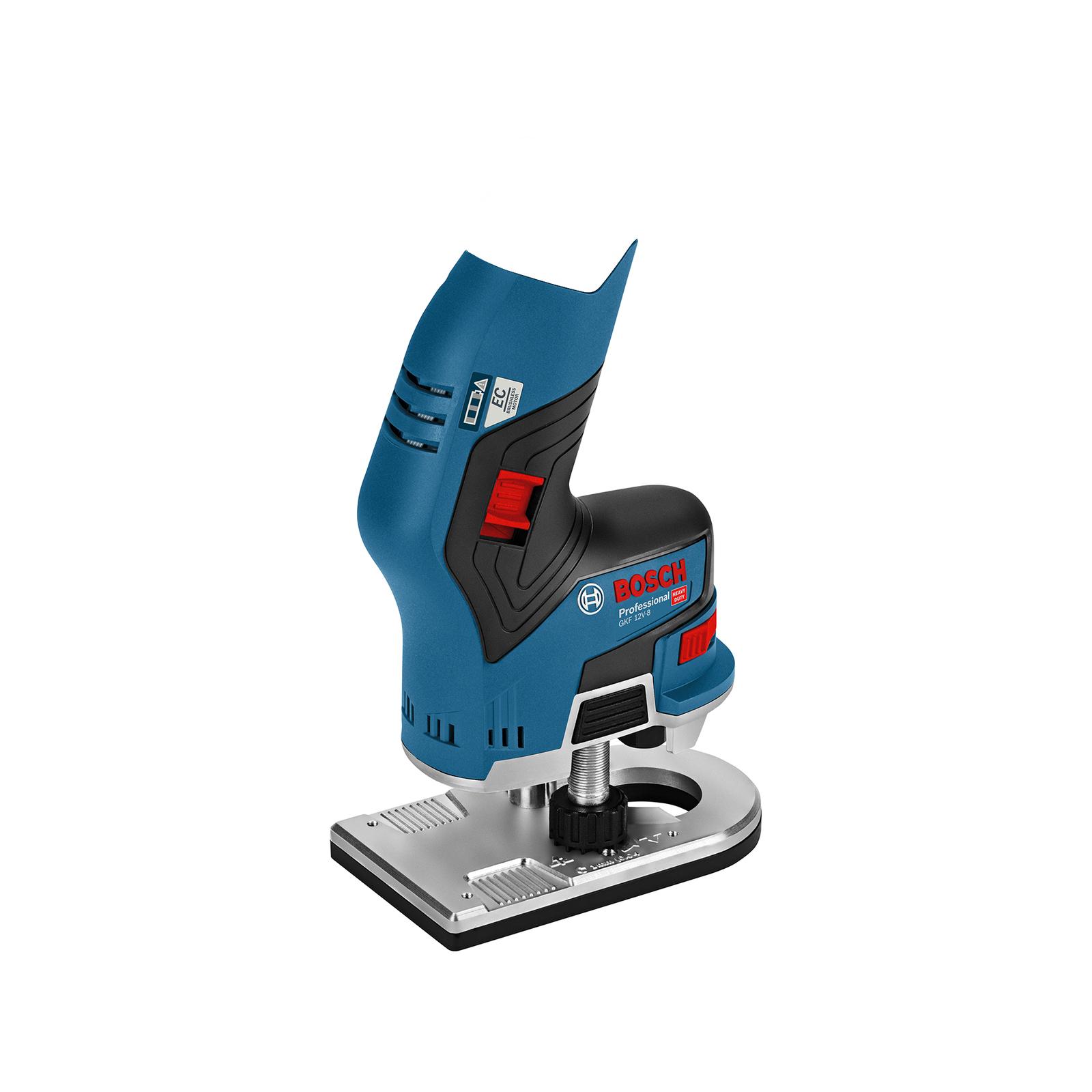 Bosch Blue 12V GKF 12V-8 Brushless Palm Router
