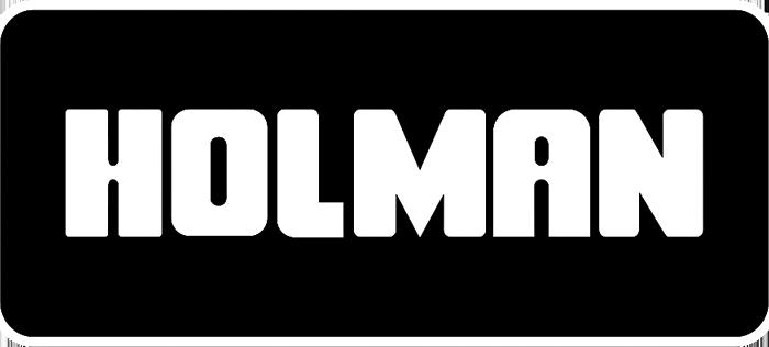 Logo - Holman - Main PCM