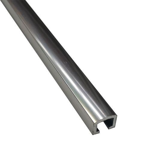 QEP 2.5m Aluminium T Pencil Trim
