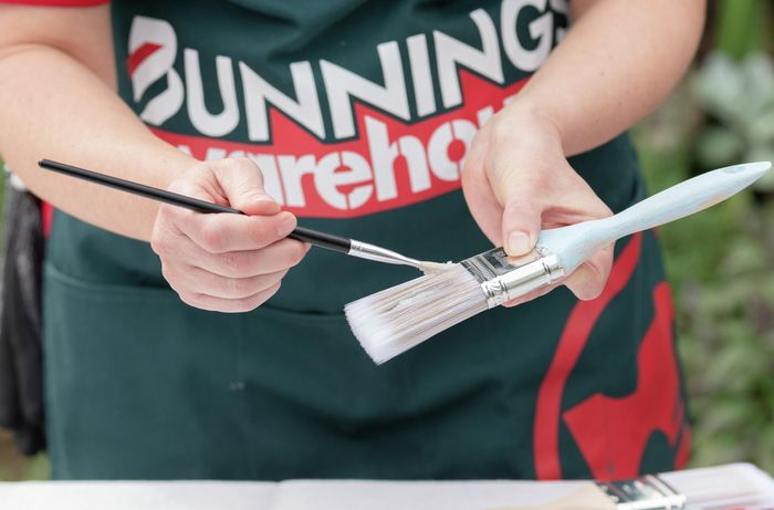 Selecting your paint brushes