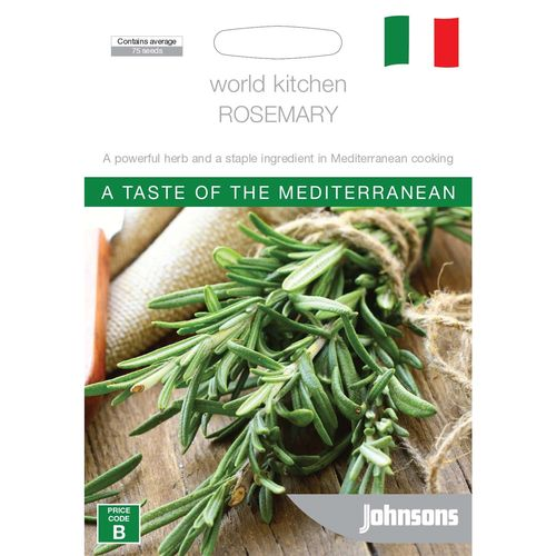 Johnsons Rosemary Herb Seeds