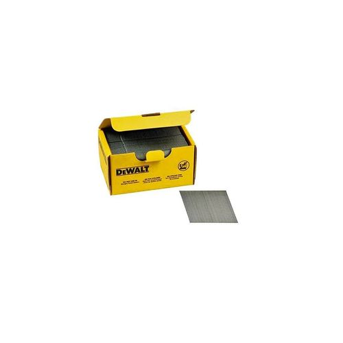 DeWALT 16G x 50mm Galvanised Collated Brad Nails - 2500 Pack