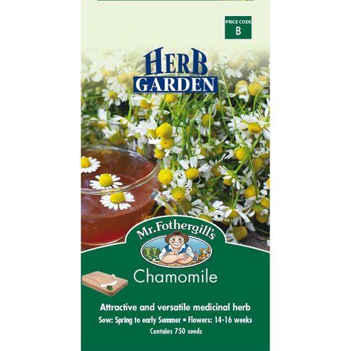Mr Fothergill's Chamomile Seeds