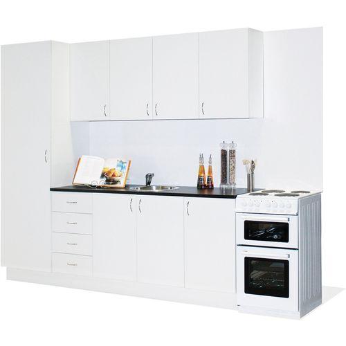 Practa Straight Line Modular Kitchen