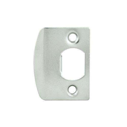 Ikonic Brushed Nickel Square Striker Plate