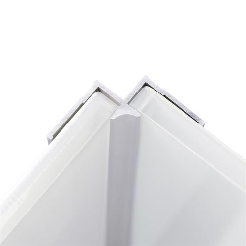 Vistelle Edge Profile Internal Corner Aluminium Edge Profile