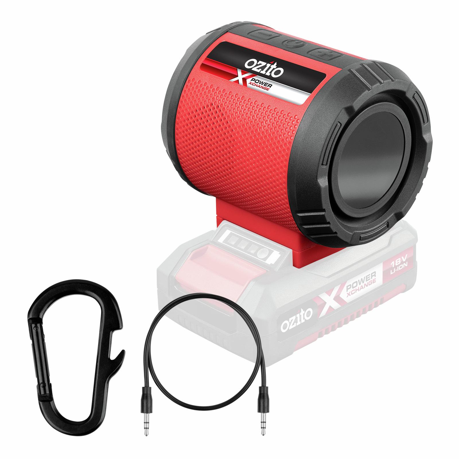 Ozito PXC 18V Cordless Bluetooth Speaker - Skin Only