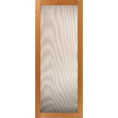 Corinthian Doors 2060 x 820 x 19mm Fresco 1 Lite Timber Screen Door