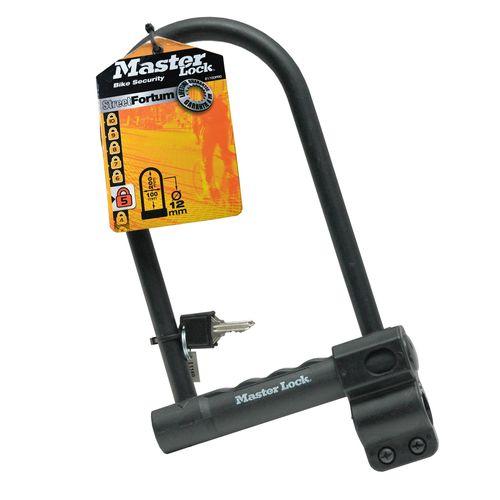 Master Lock 200 x 100 x 12mm U-Bar Bike Lock