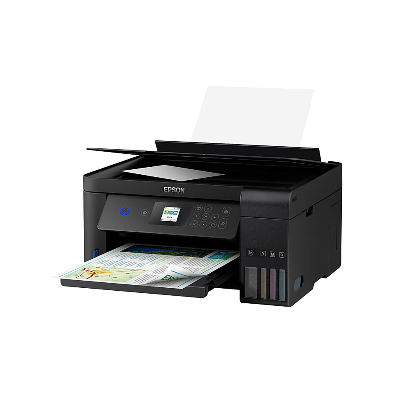 Epson EcoTank ET-2750 Inkjet MFP - Print, Copy, Scan, Wi-Fi Direct