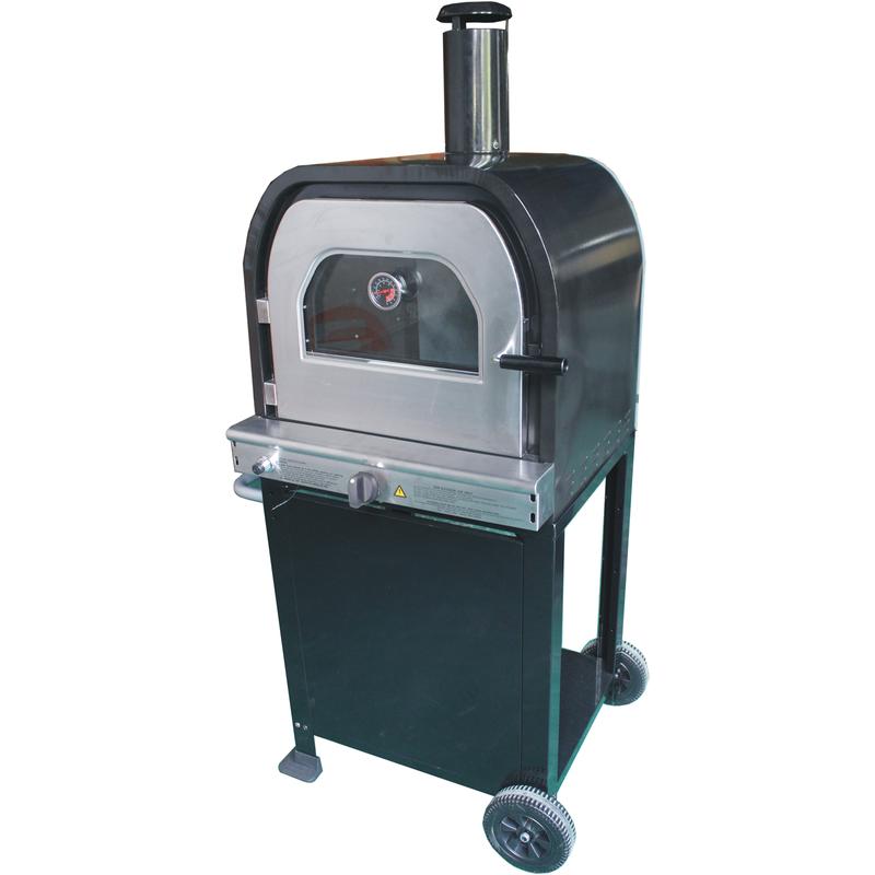 Outdoor Moda Gas Pizza Oven