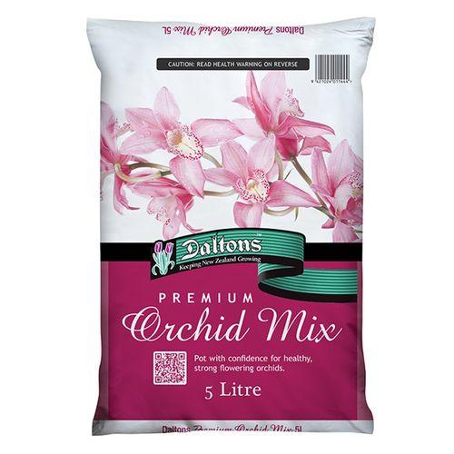 Daltons Premium Orchid Mix 5L