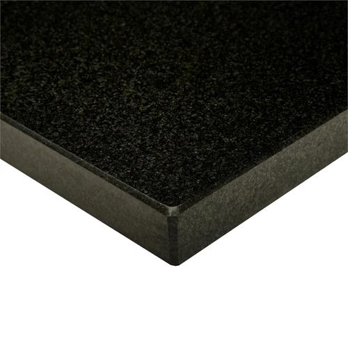 Essential Stone 40mm Round Premium Stone Benchtop - Caviar