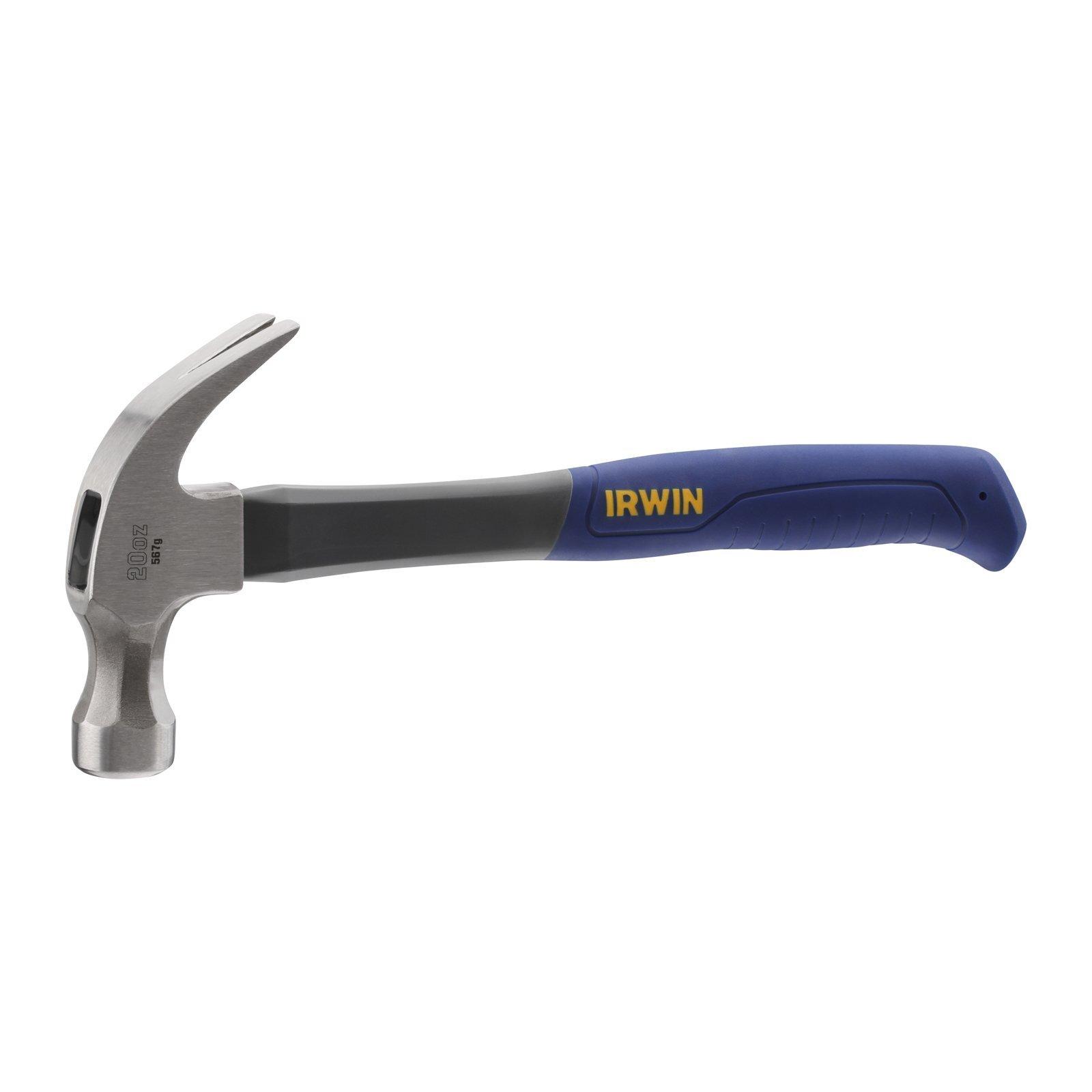 Irwin 20oz Fibreglass Hammer