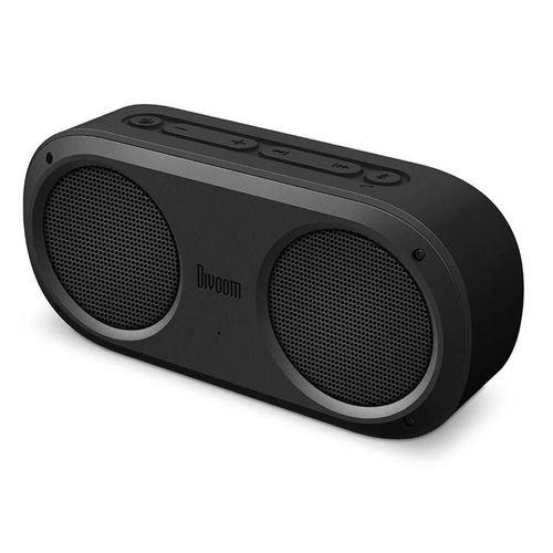 Divoom Airbeat-20 Portable Wireless Speaker Stereo/Mini HiFi Audio Bluetooth BLK