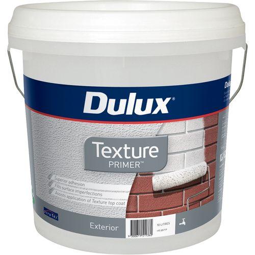 Dulux 10L Texture Paint Primer