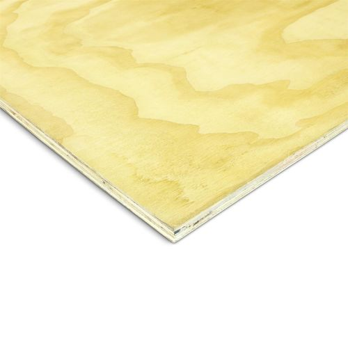 12 x 1200 x 2400mm DD Structural Untreated Plywood