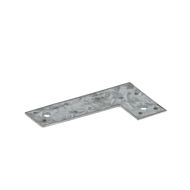 Pryda Corner Plate 110 x 60 x 30mm