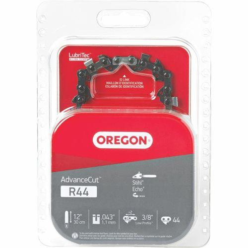 "Oregon 12"" 0.43"" 3/8lp 44DL R44 Chainsaw Chain"
