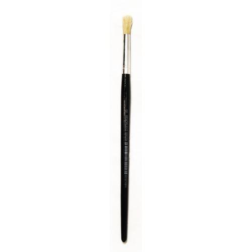 Renoir Hog Hair Round Craft Paint Brush - Size 12