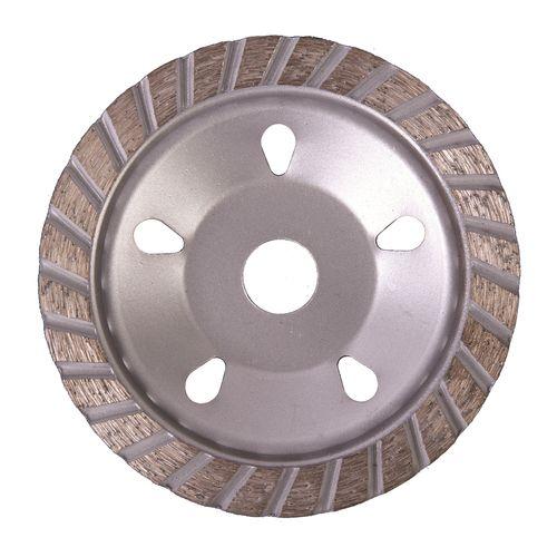 DTA 100mm Renovator Series Turbo Diamond Cup Grinding Wheel