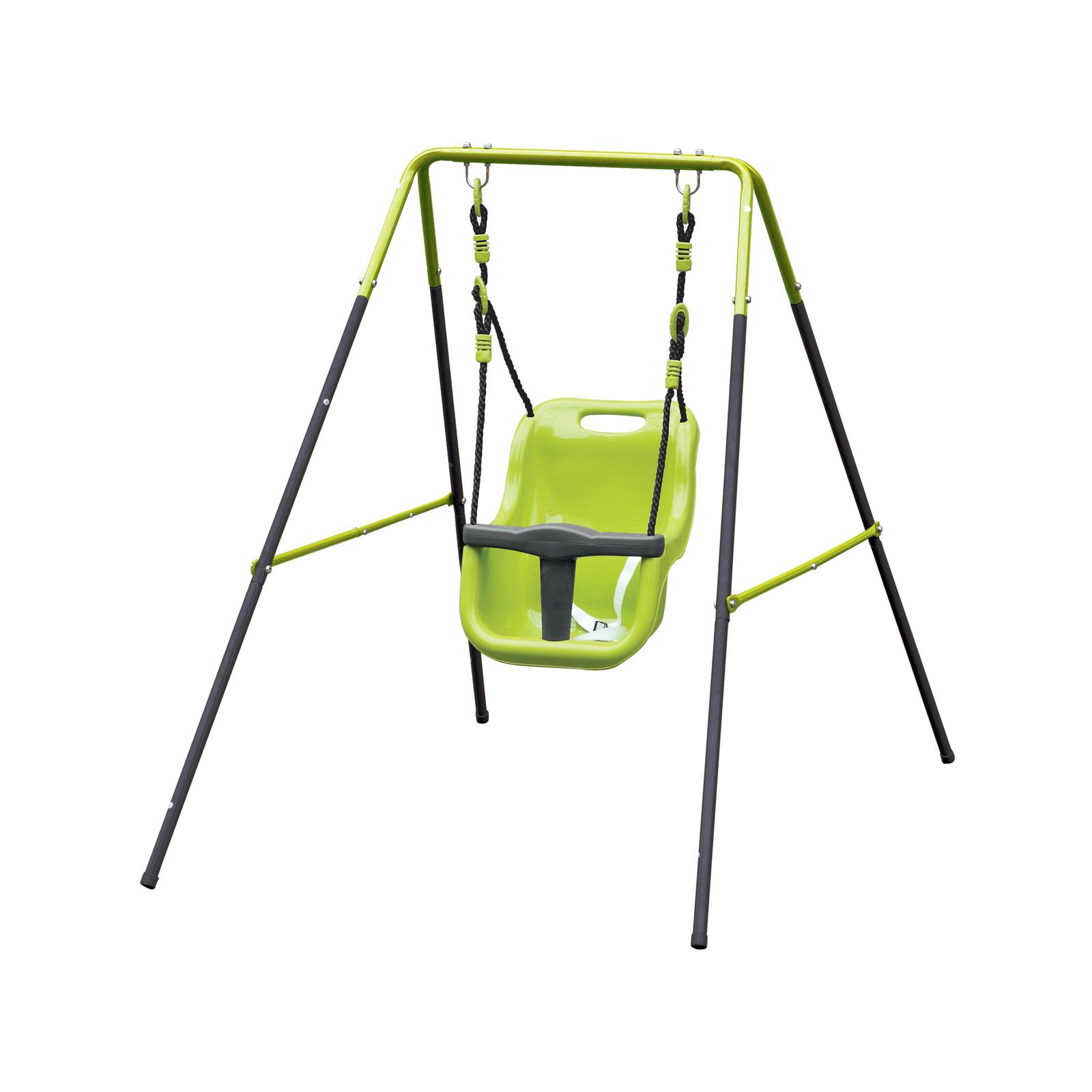 Swing Slide Climb Baby Swing Set